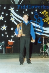 Shane Cook, Open Fiddle Champion