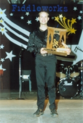 Chad Wolfe, Open Stepdance Champion